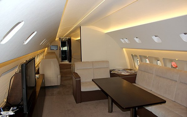 RusJet to help market Sukhoi Business Jet