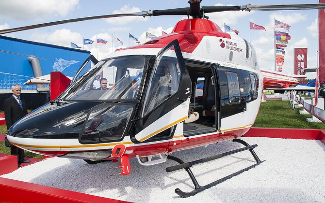 Russia and Brasilia want to promote exports of Russian helicopters