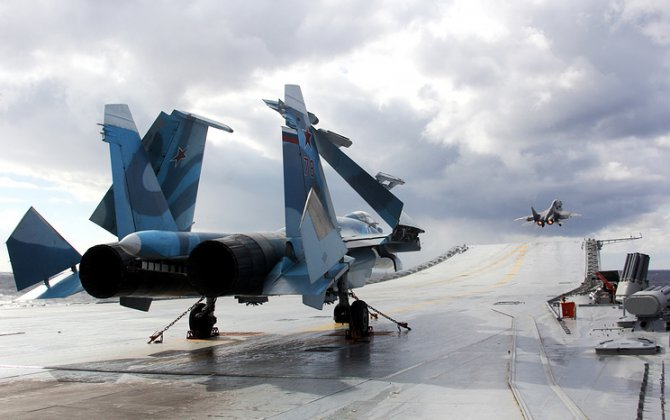 Russia restarts production of engines for shipborne fighter jets