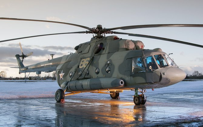 Russia to open service center for Mi-8/17 helicopters in Azerbaijan