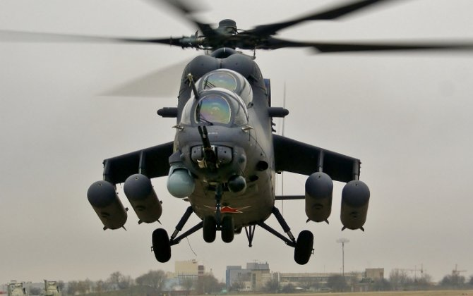 Russian Helicopters at Asia's largest air show