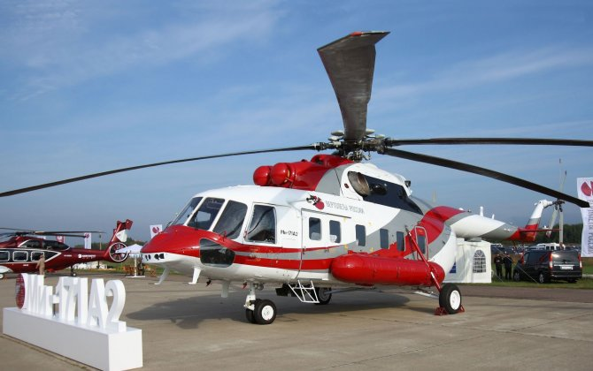 Russian Helicopters CEO Alexander Mikheev's contract extended for 5 years