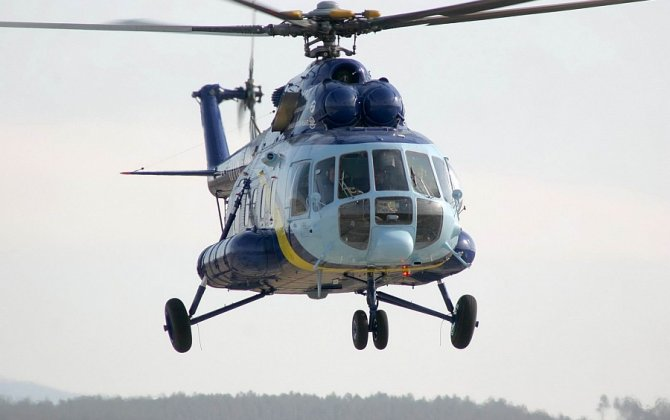 Russian Helicopters completed flight tests of the Mi-171Е2 helicopter