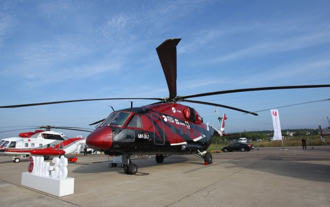 Russian Helicopters considers Kazakhstan a prospective customer of new rotorcraft