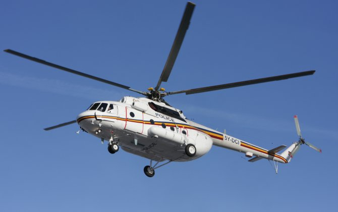 Russian Helicopters delivers first multirole helicopter to Kenya