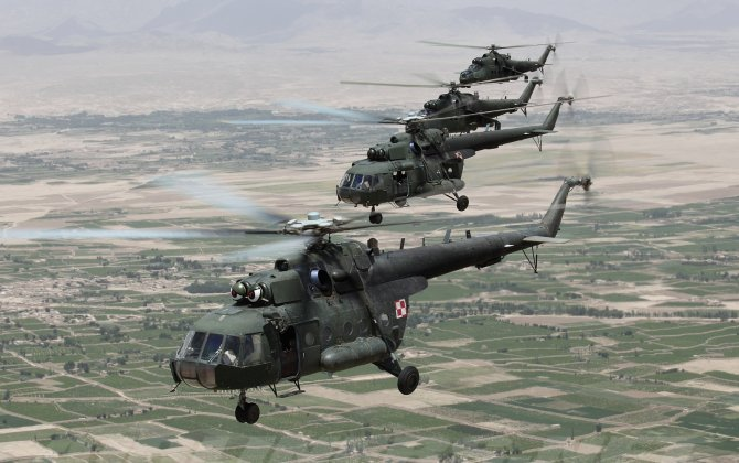 Russian Helicopters fulfills first contract with the Mexican Secretariat of the Navy