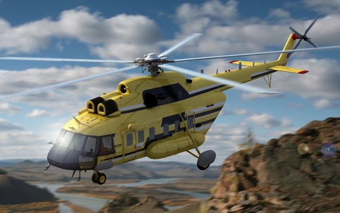 Russian Helicopters' Mi-171A2 multirole helicopter has entered production