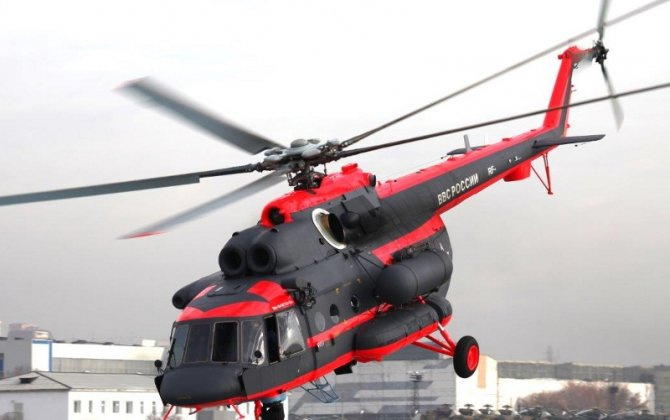 Russian Helicopter's New Arctic Design Set to Interest Foreign Buyers