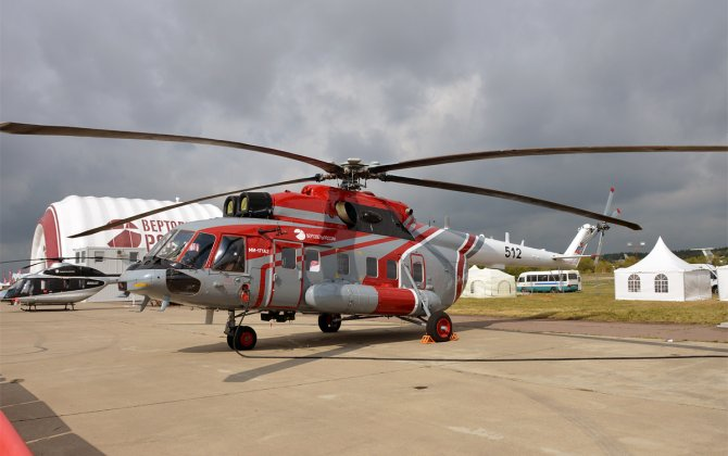 Russian Helicopters plans to sign first contract on export of Mi-171A2 helicopters by end of year