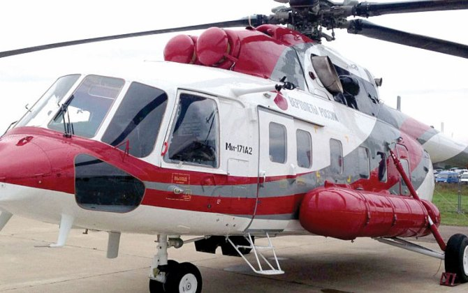 Russian Helicopters presents its range to Iran