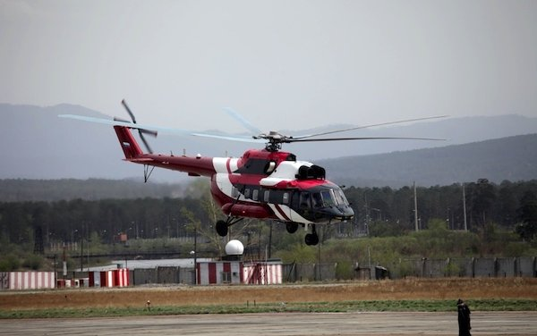 Russian Helicopters starts assembling the first Mi-171A3 offshore helicopter