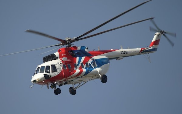 Russian Helicopters to certify Mi-171A2 in Peru