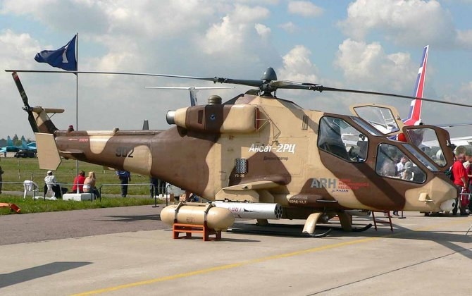 Russian Helicopters to debut at Bahrain International Airshow
