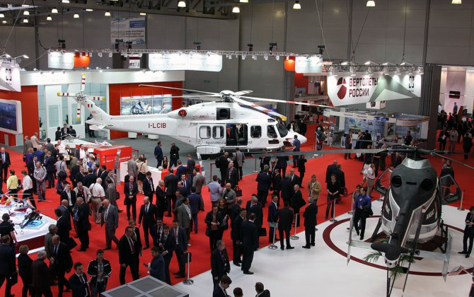 Russian Helicopters to display three newest drones at HeliRussia-2016 show