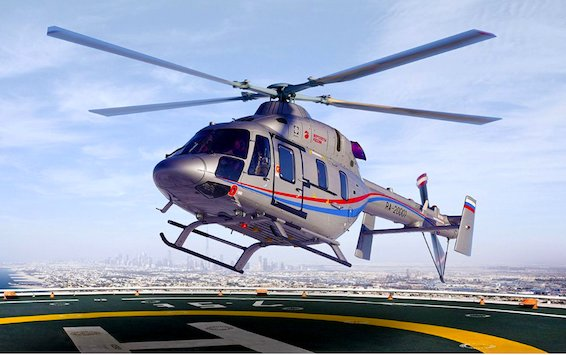 Russian Helicopters to present its civilian line at Defexpo 2020