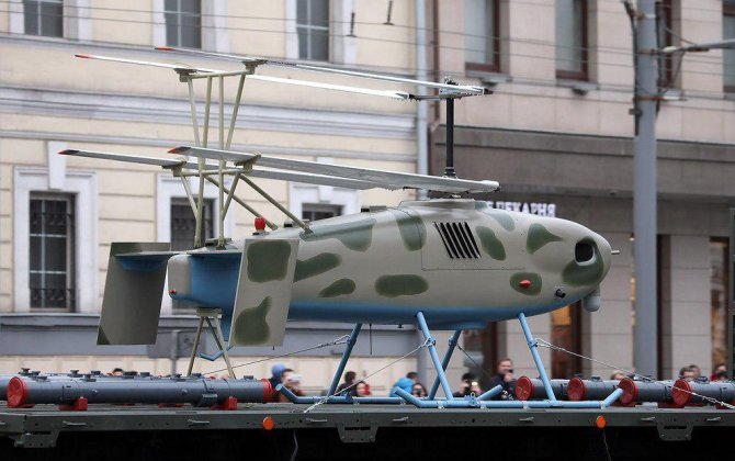 Russian Helicopters to start trials of Katran rotary-wing unmanned aerial vehicle in the autumn of 2018