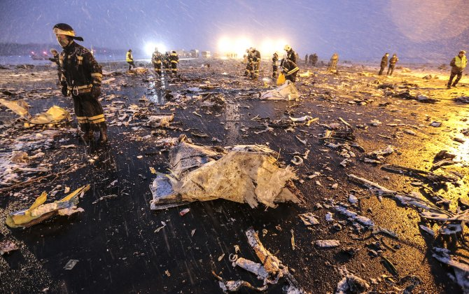 Russian interim report details last moments of flydubai Boeing 737 crash at Rostov
