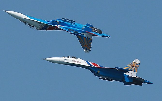 Russian pilots to perform aerobatics at close of Aviadarts air force competition