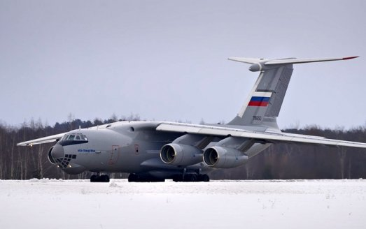 Russia's Il-76MD-90A's First Flying Prototype Passes Initial Trials