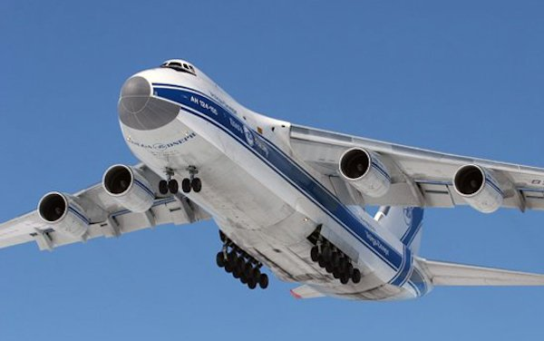 Russia's Ilyushin aircraft maker to spend some 3.5 bln rubles to modernize An-124 jet