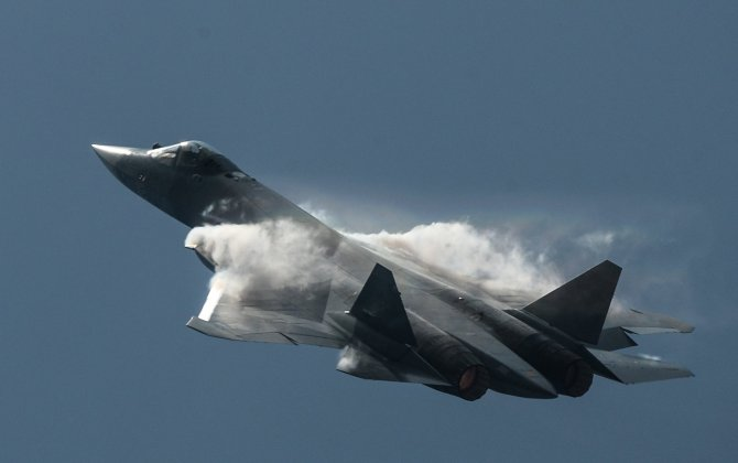 Russia's Sukhoi PAK FA To Enter Aerospace Forces In 2017