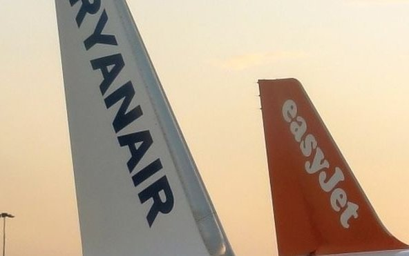 Ryanair and EasyJet urge action over French strike