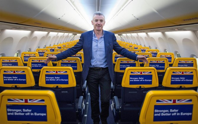 Ryanair Announces Record Growth Plan For Italy In 2017