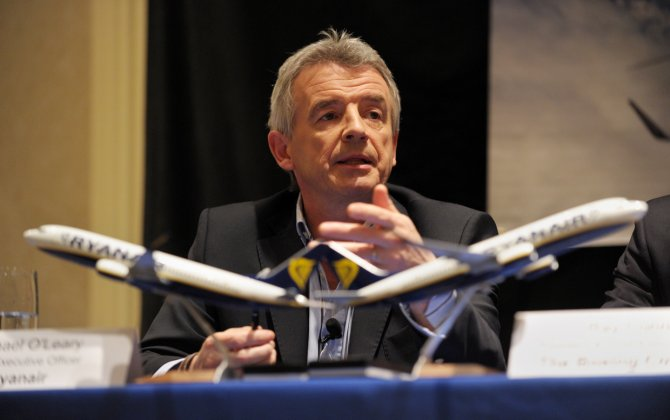 Ryanair Delivers 70% Of Irish Tourism Growth In 2015