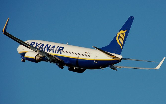 Ryanair Flight 3445 Circles Airport 9 Times Due to Emergency