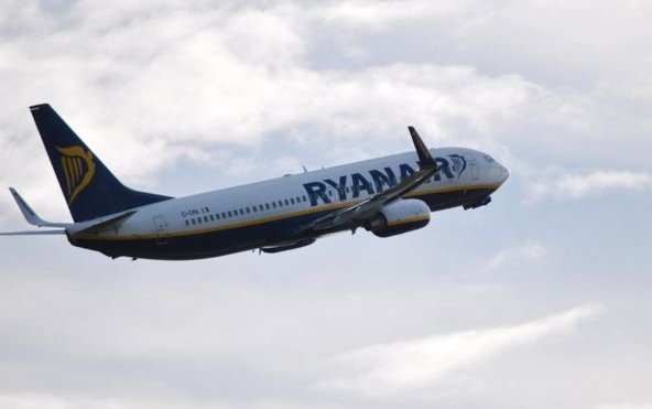 Ryanair flight to Manchester evacuated in Norway