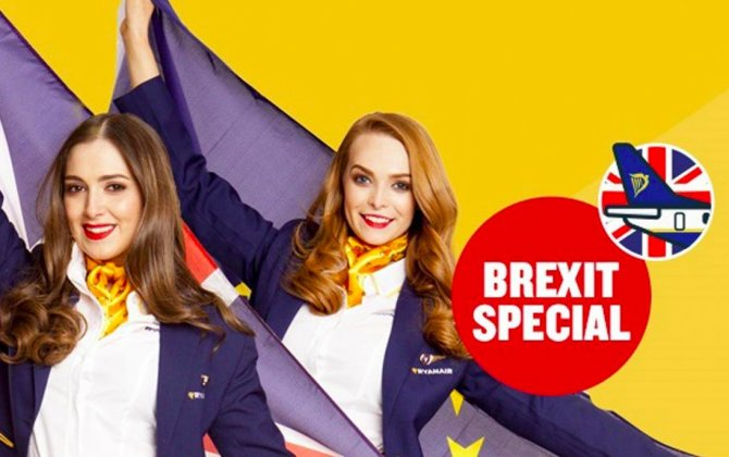 Ryanair is being accused of breaching bribery laws with its 'Brexit special' promotion
