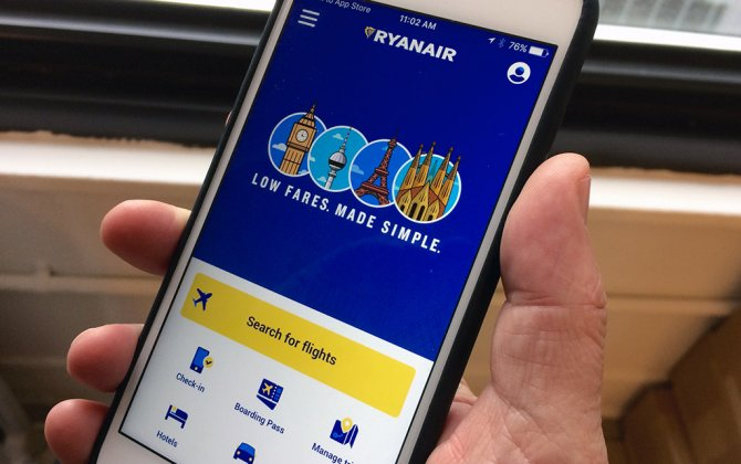 Ryanair Is Inviting Passengers to Complain Via App