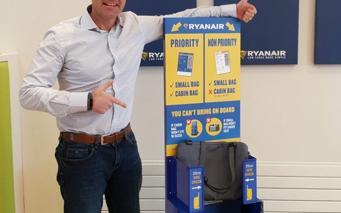 Ryanair New Cabin Bag Policy Goes Live