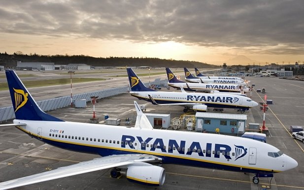 Ryanair passenger numbers jump after airline cuts fares following Paris attacks