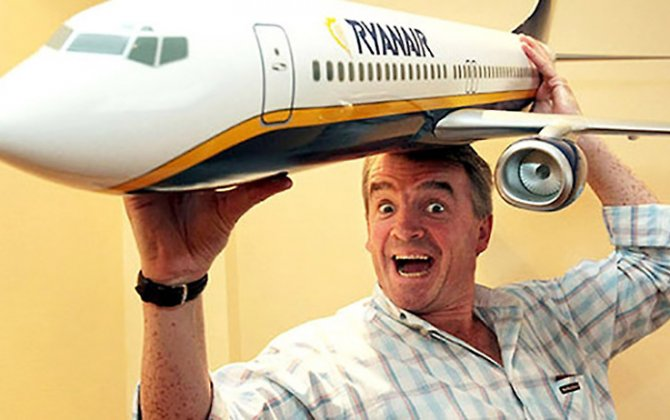 Ryanair Q1 Profits Rise 55% To € 397m Due To Strong Easter But No Change To FY Guidance