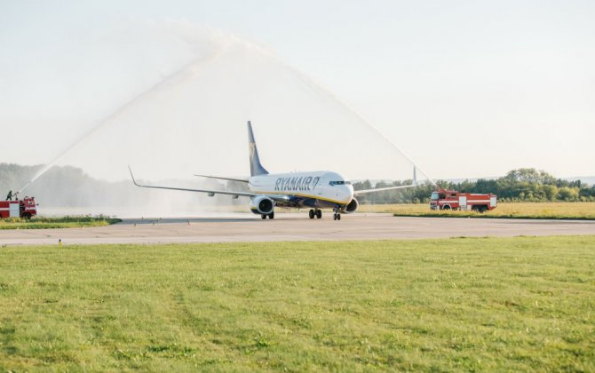 Ryanair Record London S19 Schedule Launched