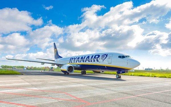 Ryanair restores 60% of scheduled flights in August