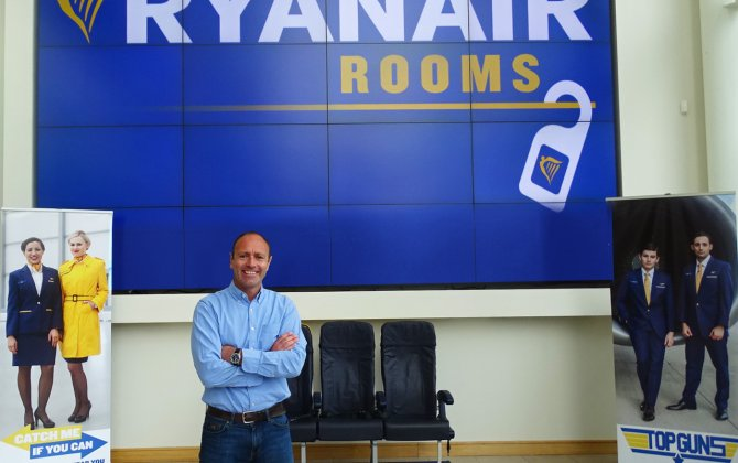 "Ryanair To Launch New ""Ryanair Rooms"" Accommodation Service"