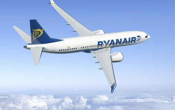 Ryanair UK got CAA's Issued AOC