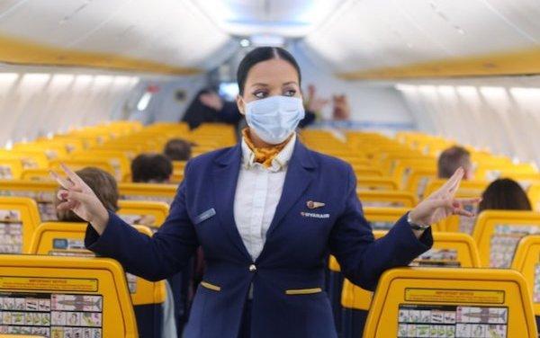 Ryanair welcomed EU Guidelines for return to healthy flying