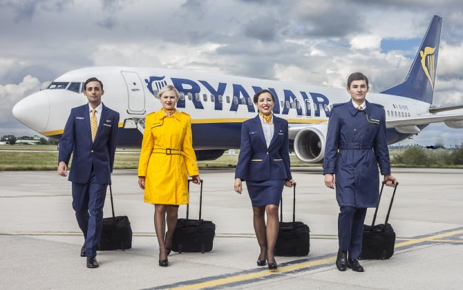 Ryanair'S 76 Cabin Crew Bases Agree 5 Year Pay Deals