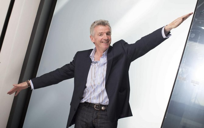 Ryanair's CEO Isn't Afraid to Scare a Few People to Keep Britain in the EU