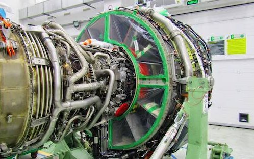 S7 Technics launch complex aircraft engine redelivery service