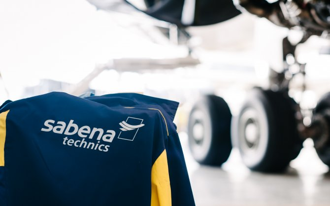 Sabena technics: Global support for Air KBZ fleet