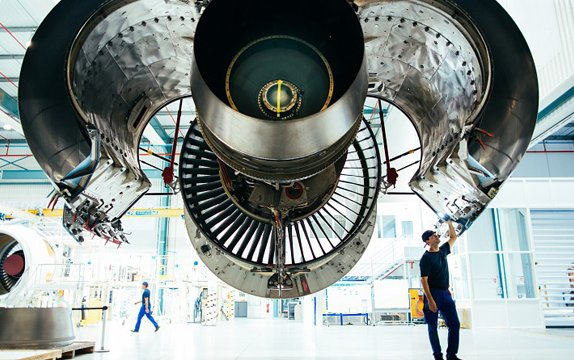 Safran delivers the first jet engine exhaust system component for Boeing's 777X airplane