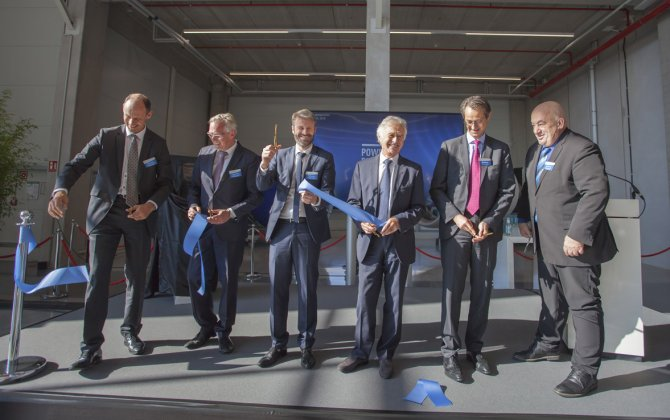 Safran inaugurates a new nacelle integration plant for the Airbus A320neo in Hamburg