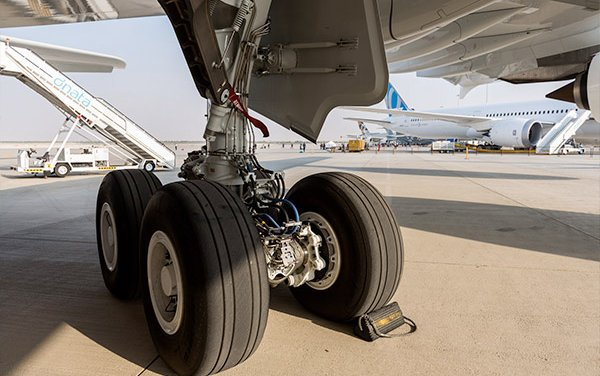 Safran Landing Systems and Lufthansa Technik in A380 landing gear MRO expertise