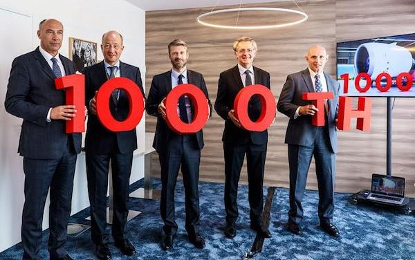 Safran Nacelles delivers its 1,000th for the Airbus A320neo to TAP Air Portugal