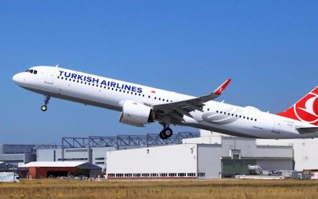 Safran wins new wheel and brake contract from Turkish Airlines