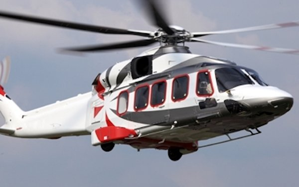 Sakhalin Energy signs AW189 contract for modern long range helicopter transport